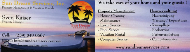 Sun Dream Services